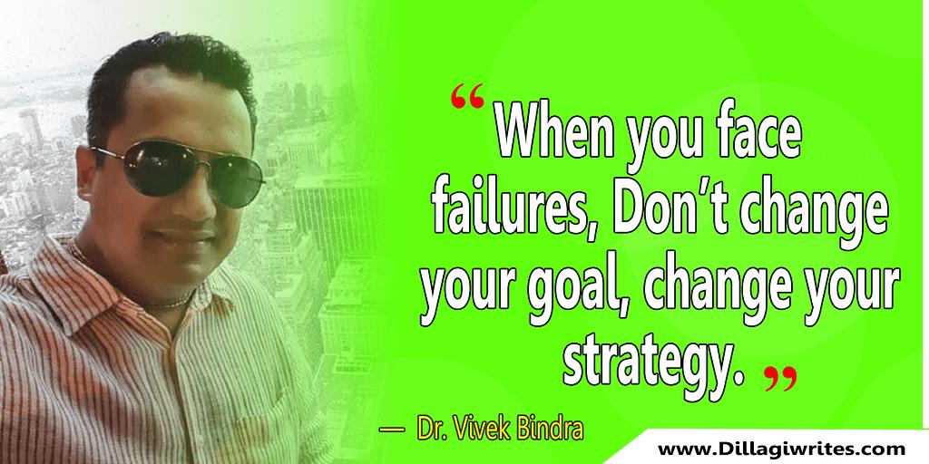 dr bindra motivation