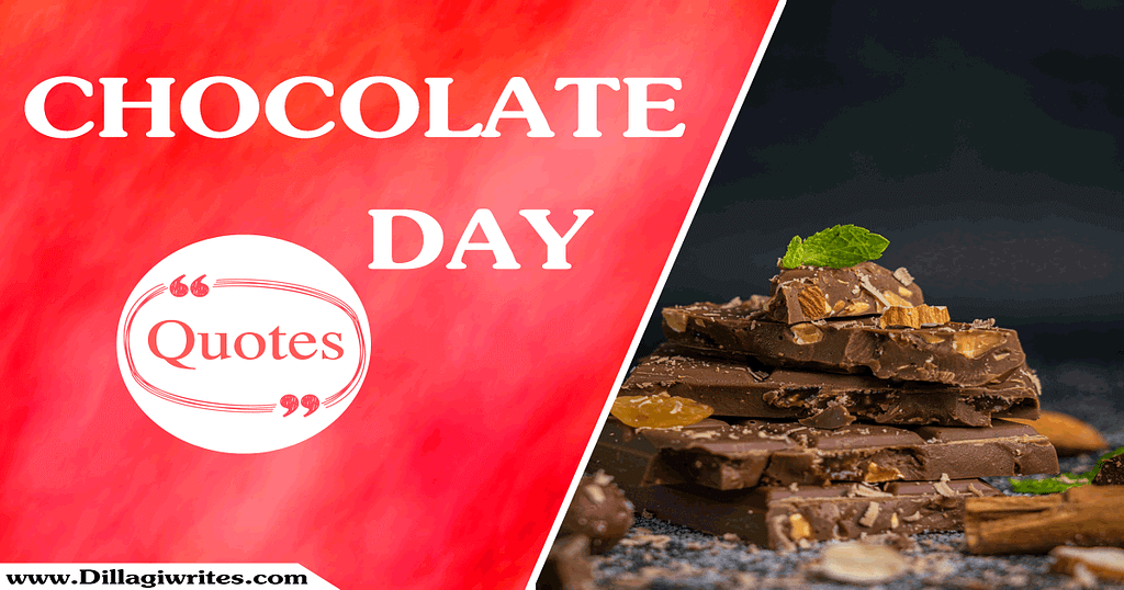 Chocolate Day Quotes 2021