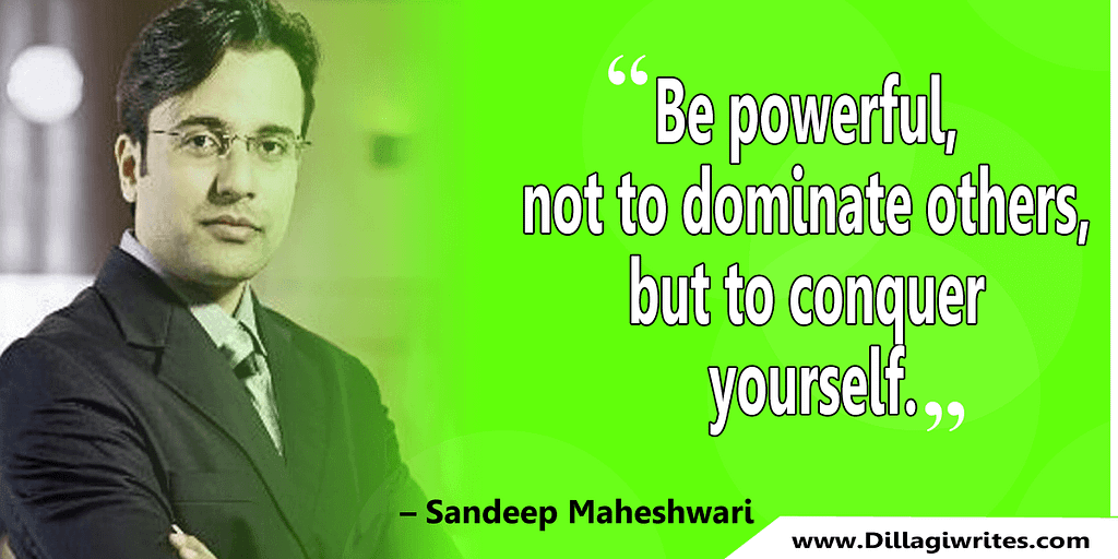 sandeep 8 Sandeep Maheshwari Quotes|That Will Motivate You