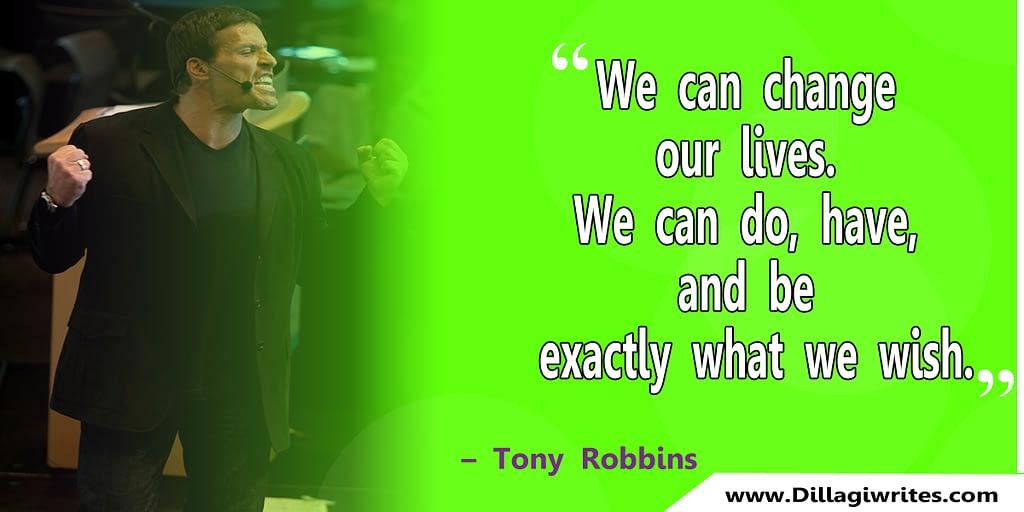 tony robbins quotes on communication