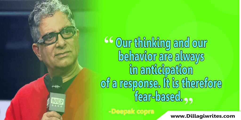 deepak chopra best quotes