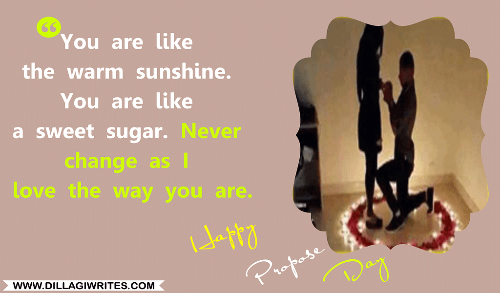 propose day quotes for best friend
