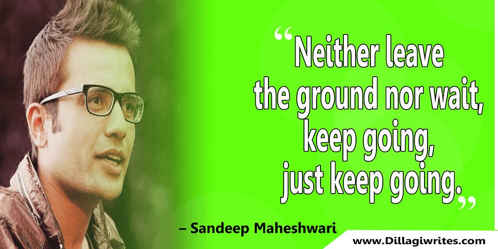 sandeep 18 Sandeep Maheshwari Quotes|That Will Motivate You