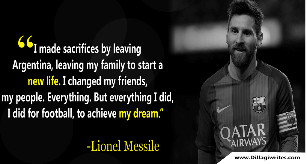lionel messi life and legacy
