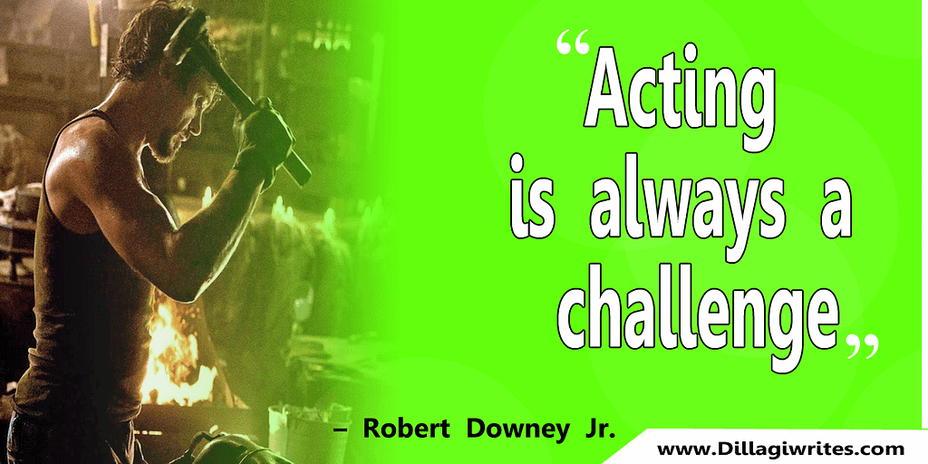rdj quotes about life