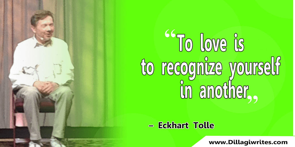 best eckhart tolle quotes