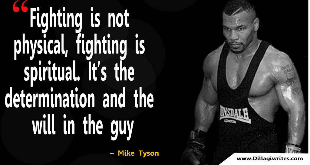 greatness mike tyson