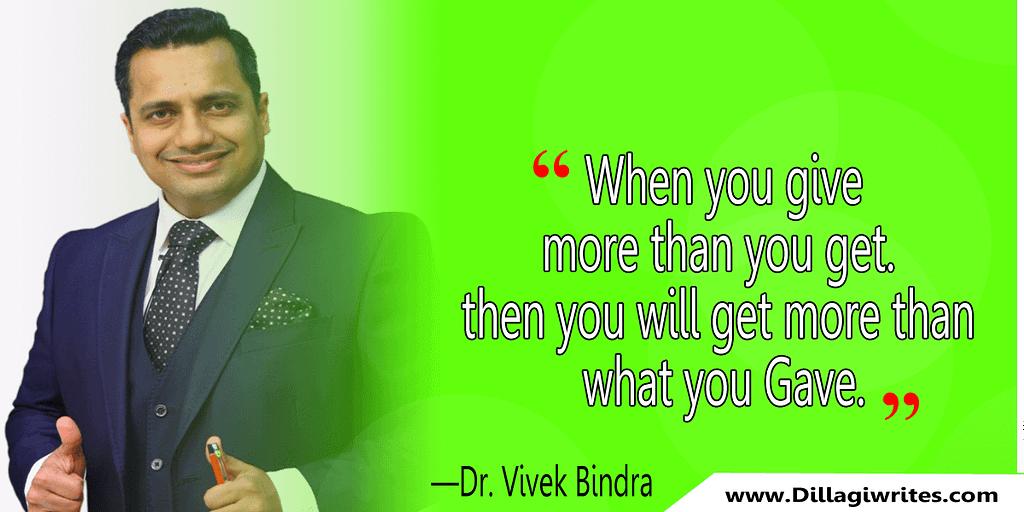 vivek bindra motivational