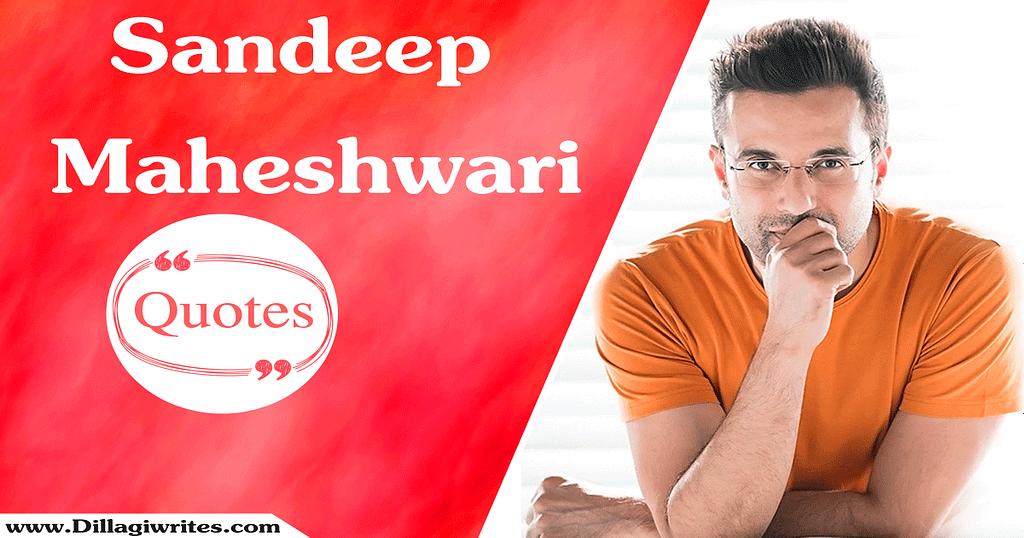 themnile design Sandeep Maheshwari Quotes|That Will Motivate You