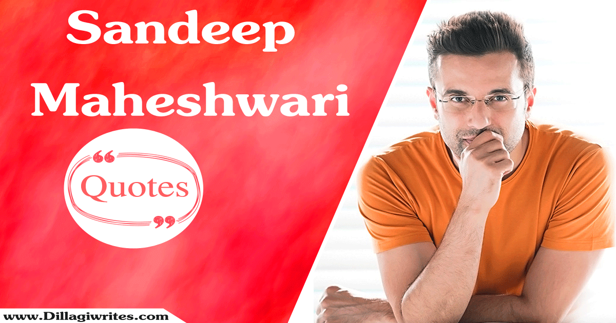 themnile design Sandeep Maheshwari Quotes That Will Motivate You