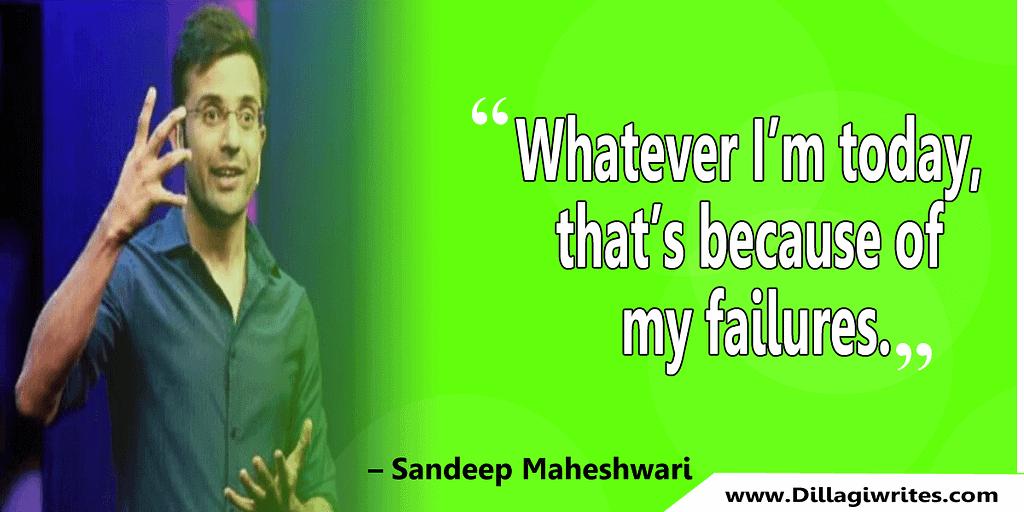 sandeep 2 Sandeep Maheshwari Quotes|That Will Motivate You
