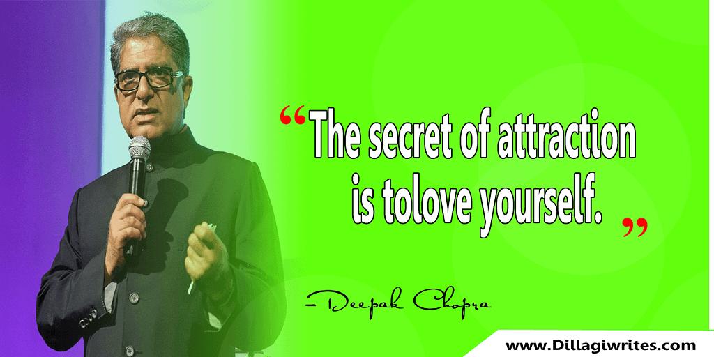 deepak chopra quotes on healing