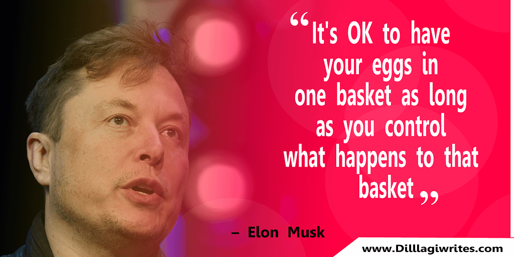elon musk quotes about space