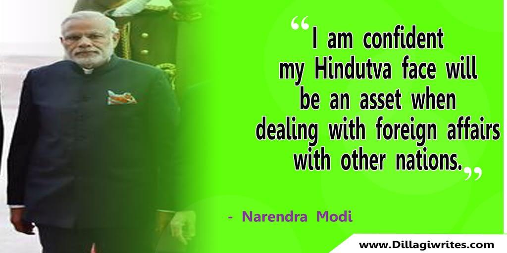 narendra modi birthday quotes