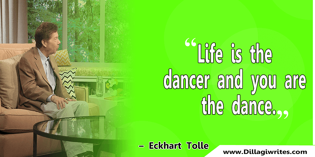top 10 eckhart tolle quotes