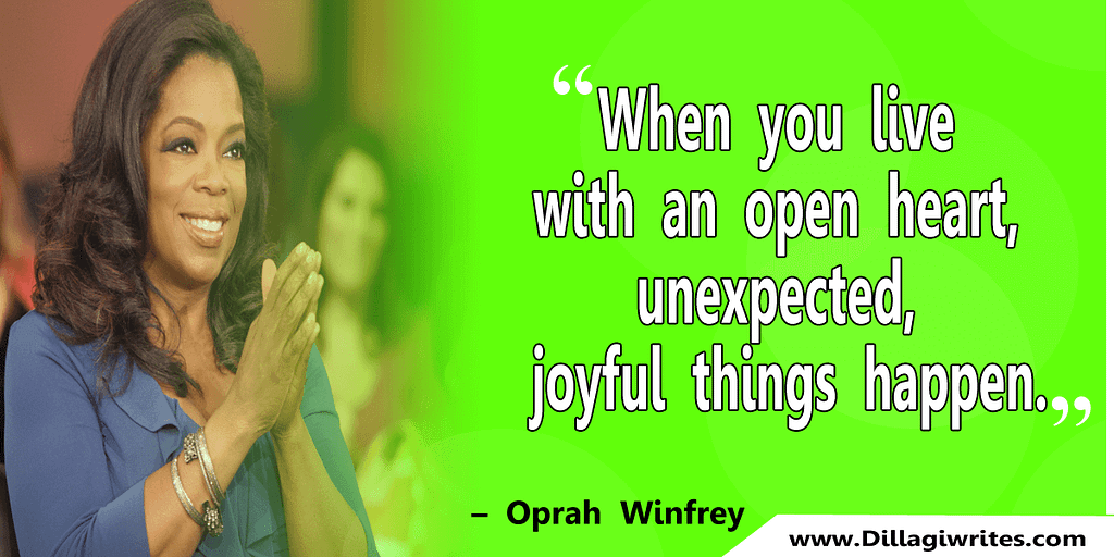oprah winfrey quotes you become what you