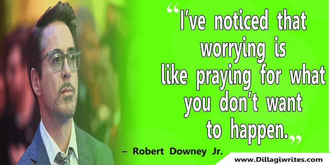 robert downey jr listen smile agree