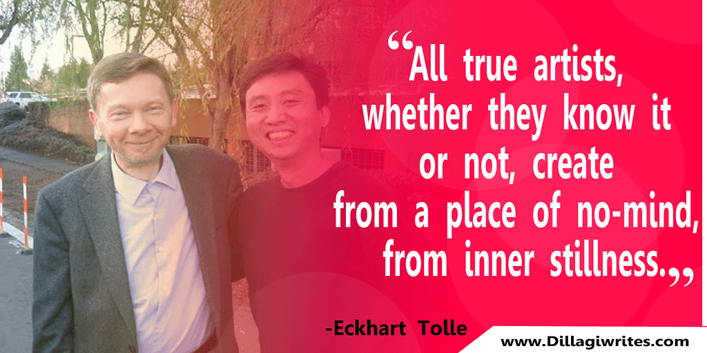 eckhart tolle quotes love