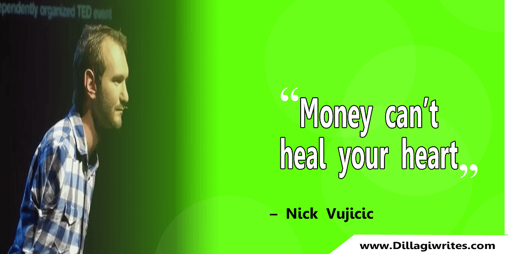 nick vujicic quotes 24 Nick Vujicic Quotes That Will Motivate You