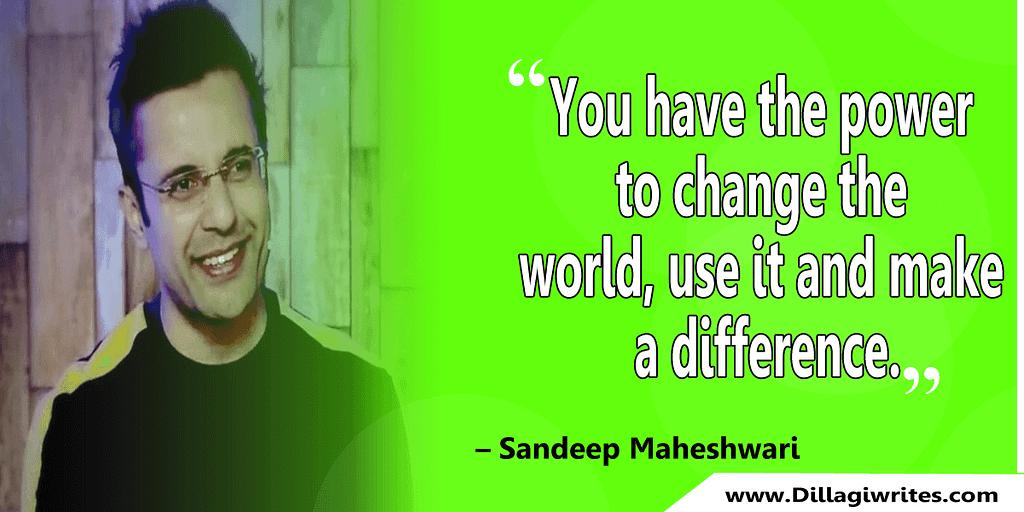 sandeep 26 Sandeep Maheshwari Quotes|That Will Motivate You
