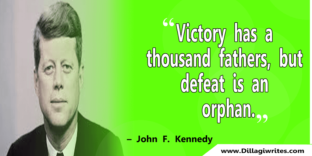 famous john f kennedy quotes