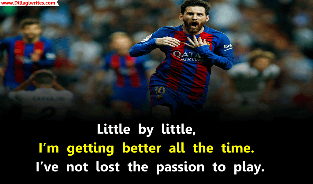 messi quotes hd