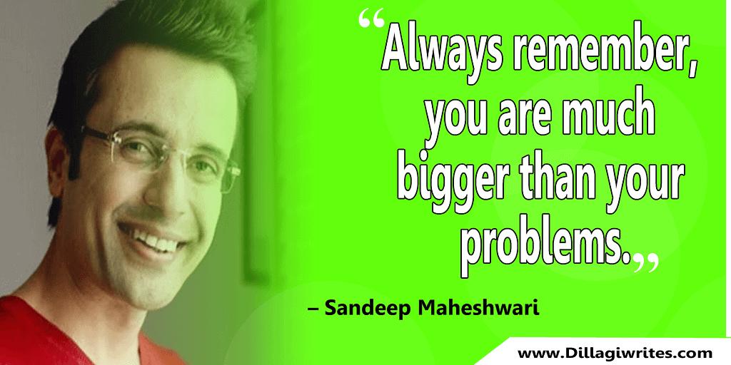 sandeep 14 Sandeep Maheshwari Quotes|That Will Motivate You