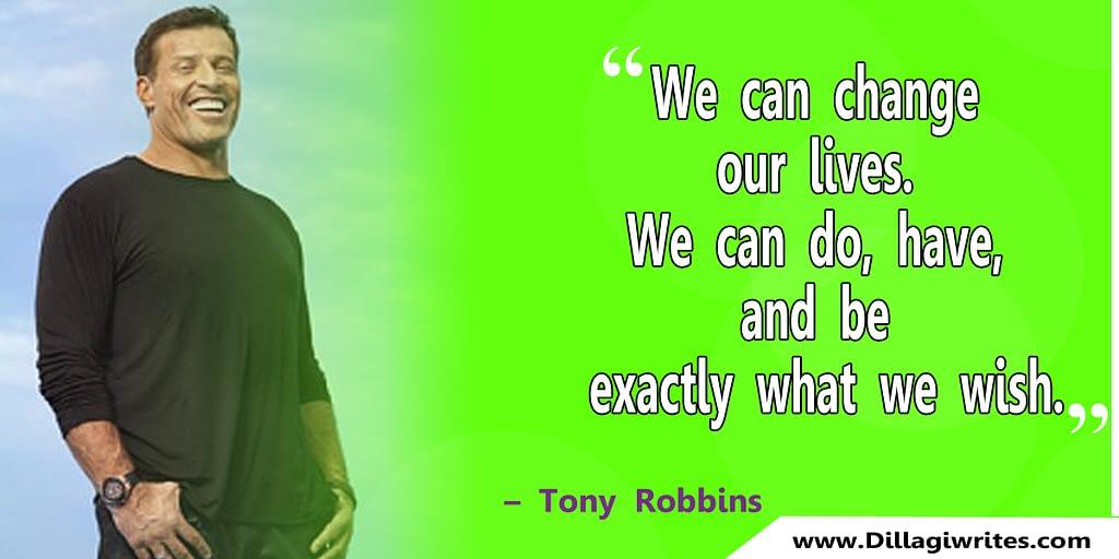 robbins quotes
