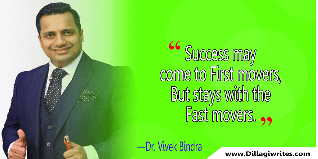 motivational quotes by vivek bindra