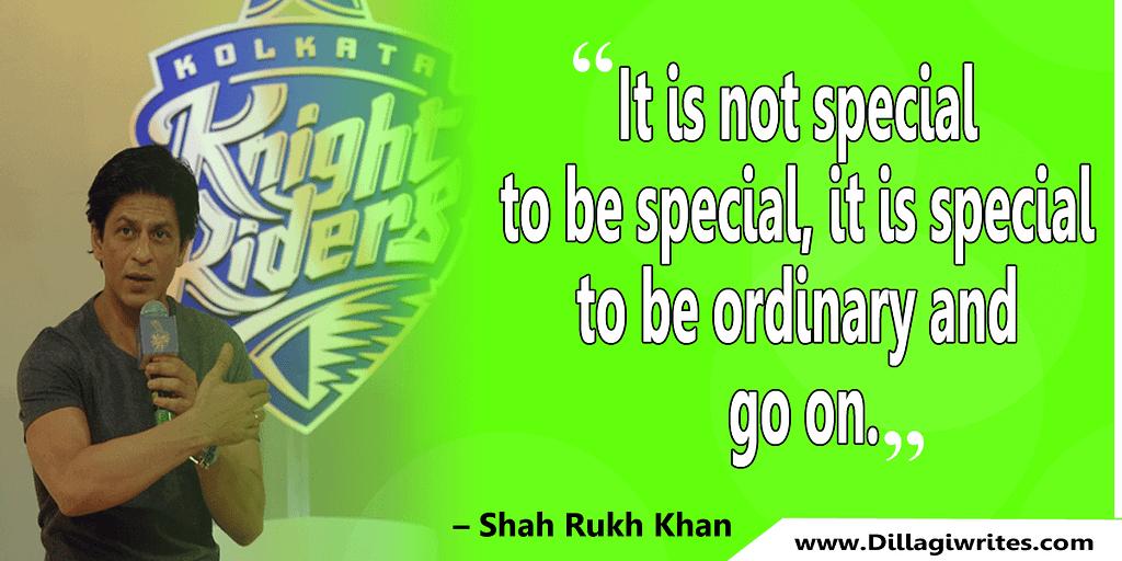 shahrukh khan quotes 38 Shahrukh Khan Quotes and Dialogues  King Khan