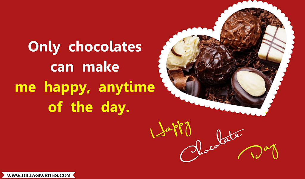 world chocolate day 2021 quotes