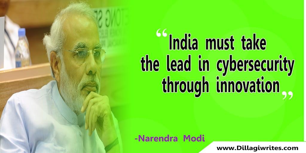 quotes against modi
