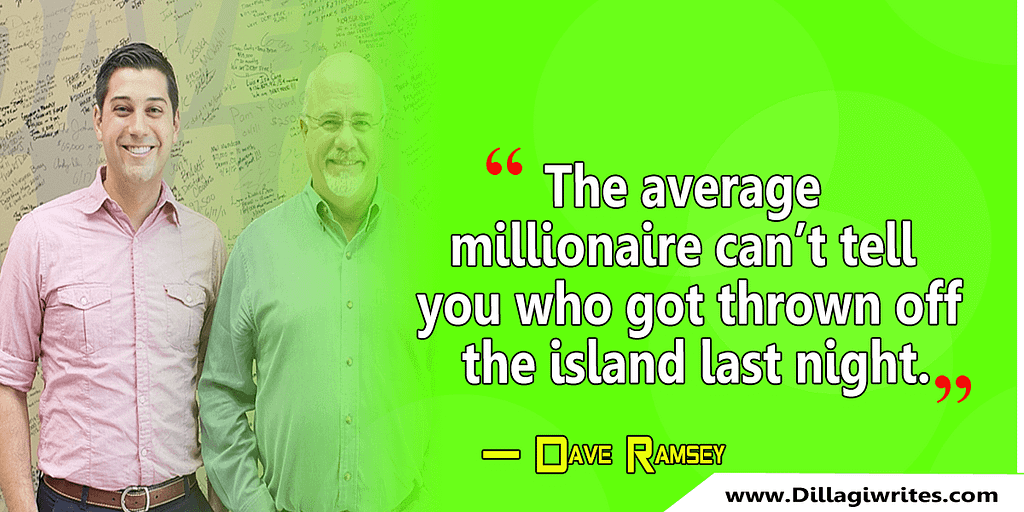 dave ramsey second job quote