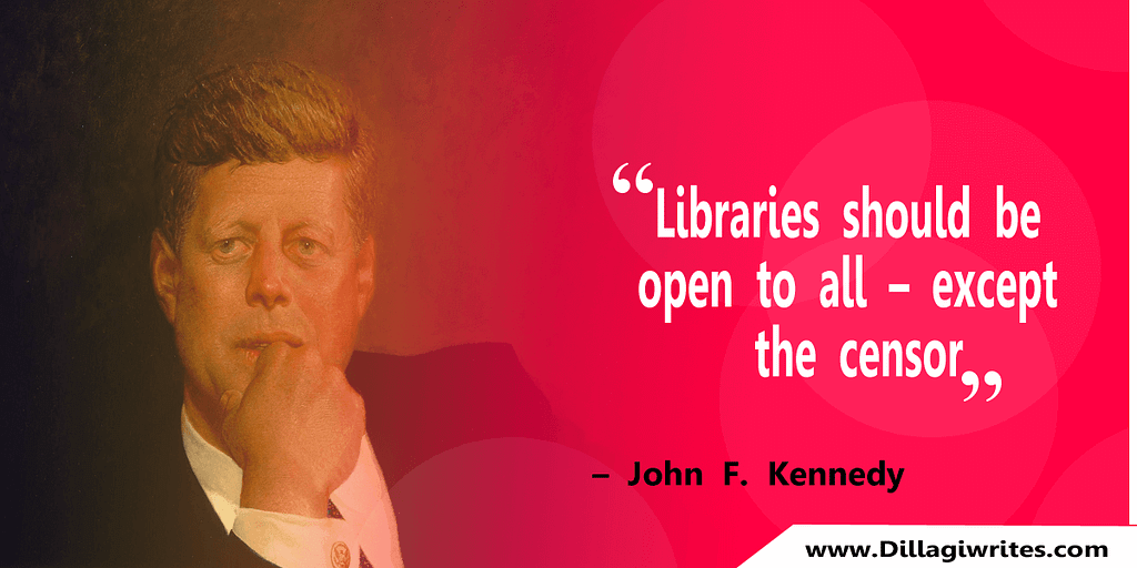 john f kennedy quotes on life