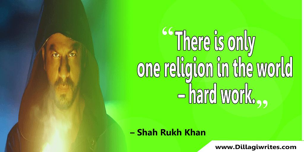 shahrukh khan quotes 36 Shahrukh Khan Quotes and Dialogues  King Khan