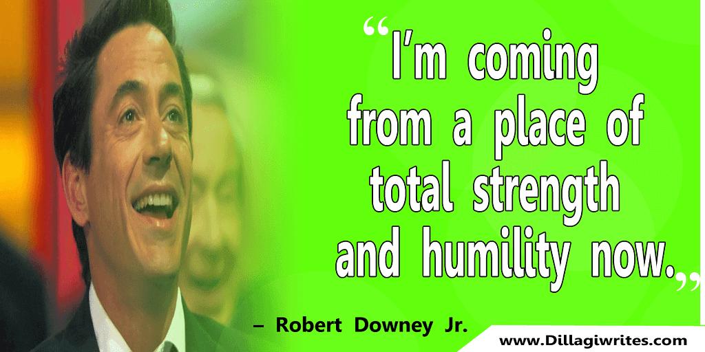 robert downey quotes