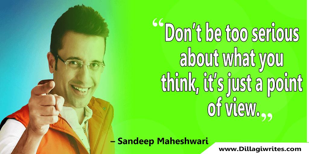 sandeep 39 Sandeep Maheshwari Quotes|That Will Motivate You