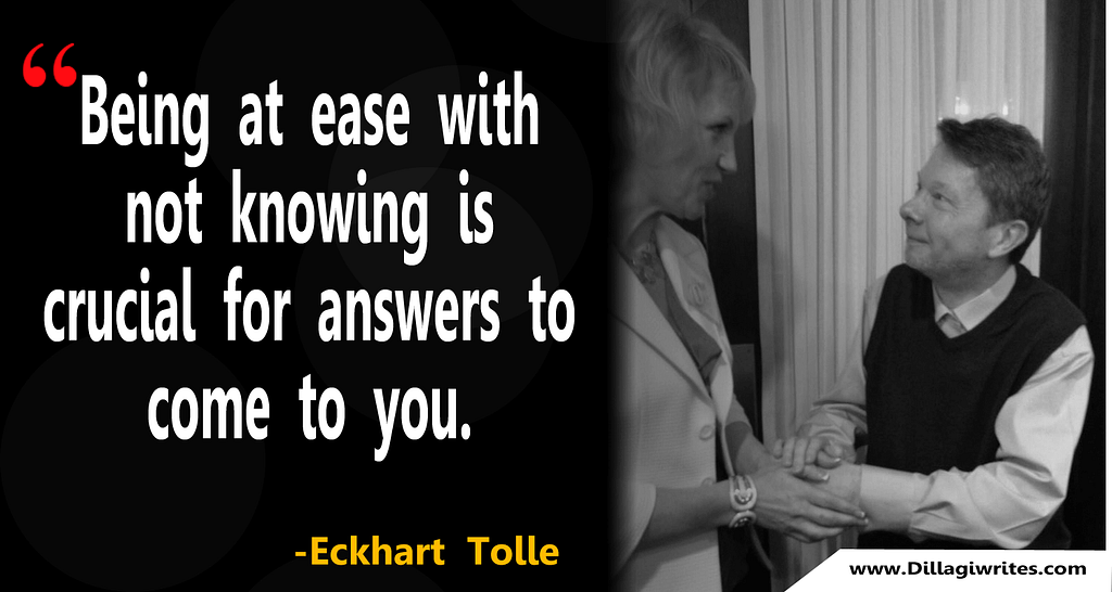 eckhart tolle quotes a new earth