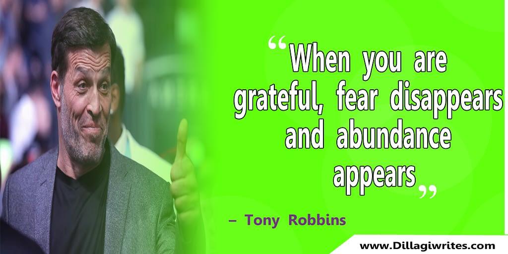 Tony Robbins Quotes on success