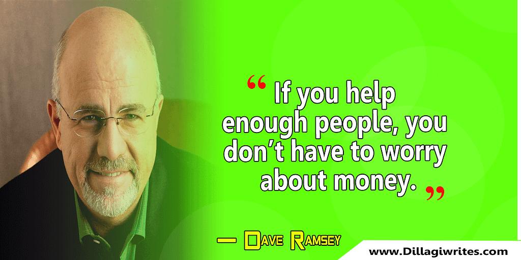 david ramsey quotes