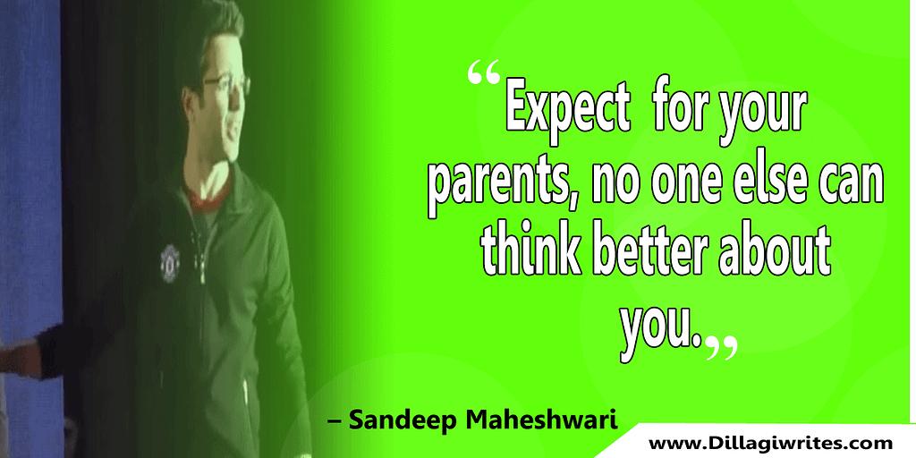sandeep 25 Sandeep Maheshwari Quotes|That Will Motivate You