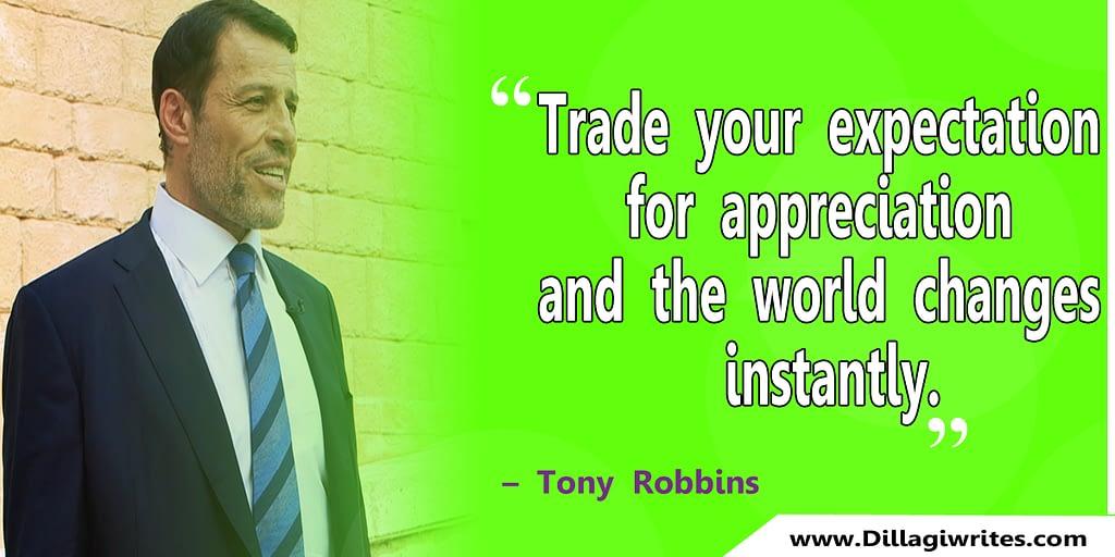 tony robbins quotes happiness