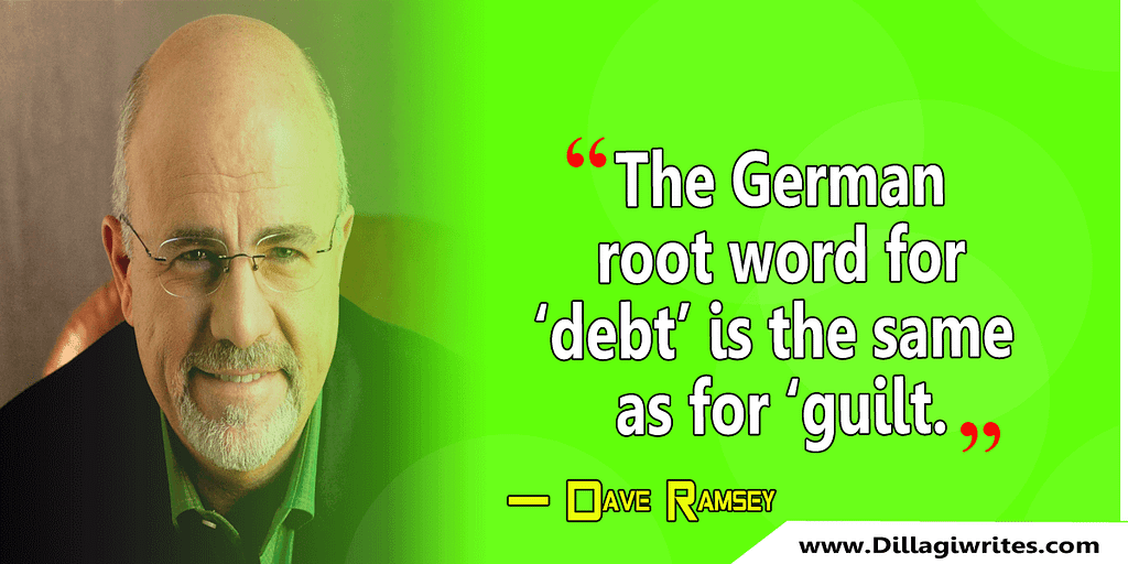 dave ramsey motivational quotes