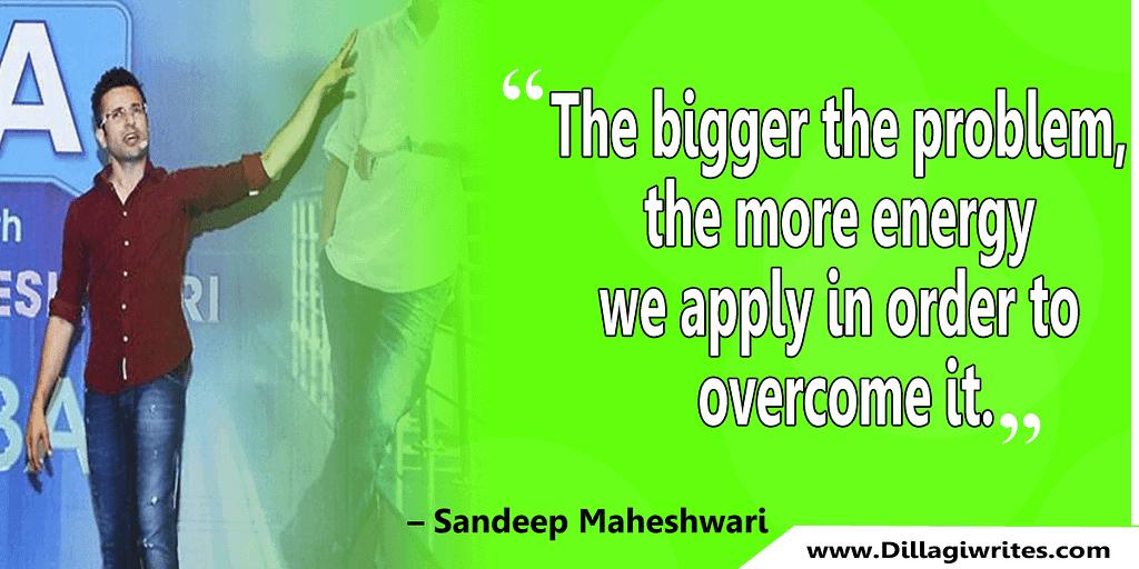 sandeep 35 Sandeep Maheshwari Quotes|That Will Motivate You