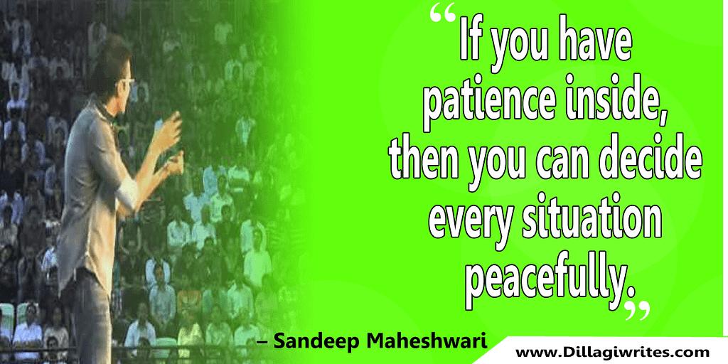 sandeep 6 Sandeep Maheshwari Quotes|That Will Motivate You