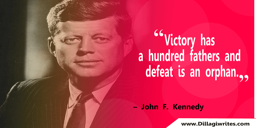 john f kennedy quotes goodreads