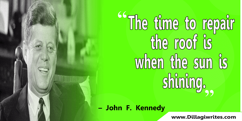 funny john f kennedy quotes