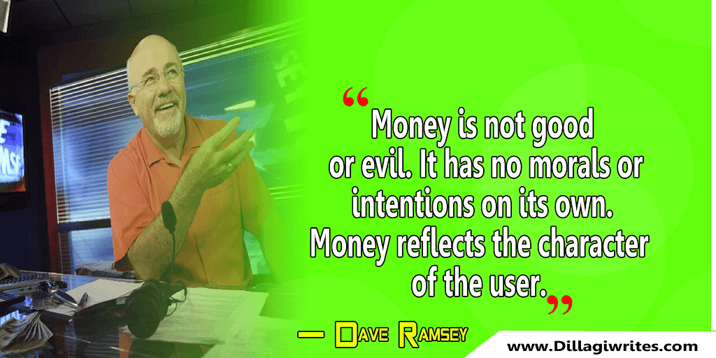 famous dave ramsey quotes