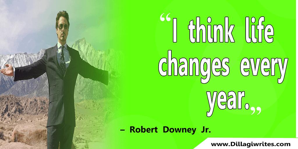 quotes of robert downey jr