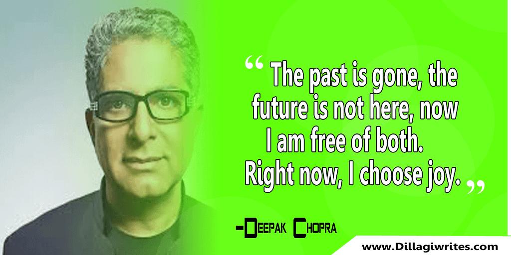 deepak chopra quotes quantum healing